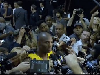 Originally scheduled to be released in November, Showtime's Kobe Bryant documentary titled Muse is now pegged to premiere in February. The network pos...
