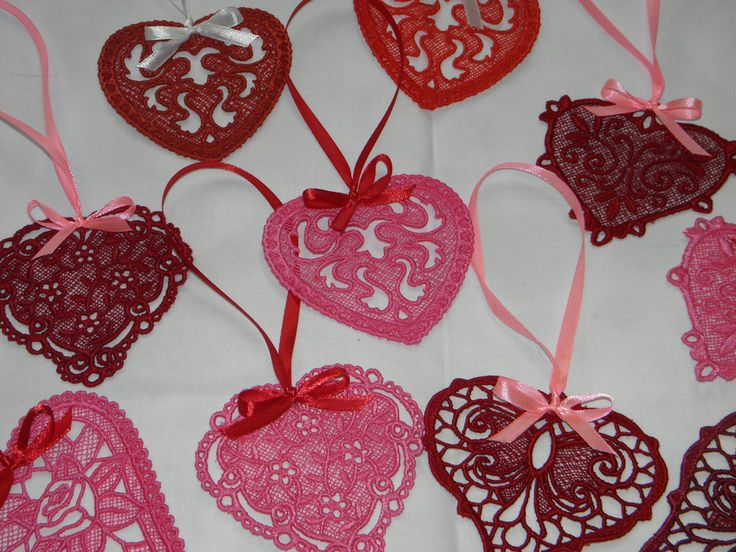 valentine lace