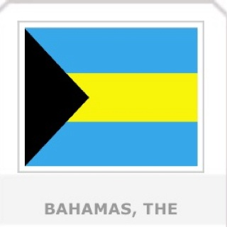 the bahama flag