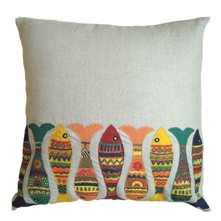 madhubani cushion covers - Google Search