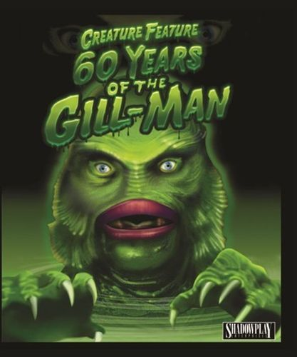 Creature Feature: 50 Years of the Gill-Man [Blu-ray] [2014]