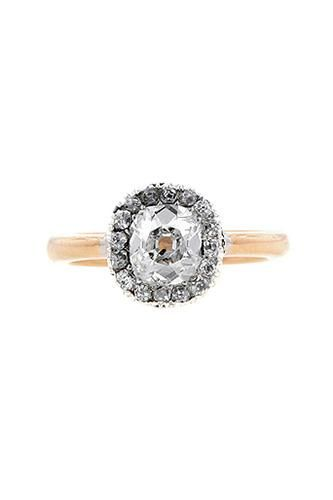 vintage engagement rings unique antique styles