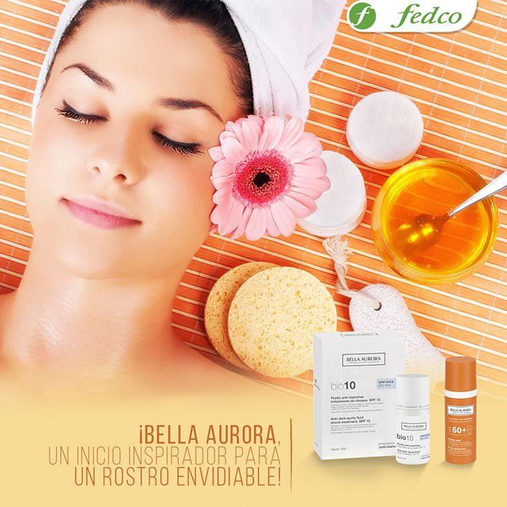 Elige un tratamiento que te ofrezca un completo cuidado para tu rostro