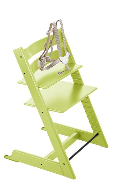 stokke trip trap high chair in green baby gear pinterest. Black Bedroom Furniture Sets. Home Design Ideas