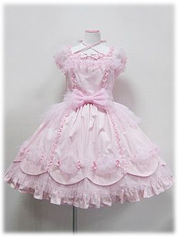 Angelic Pretty / One Piece / Candy Fairy OP