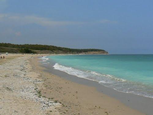 The north beach