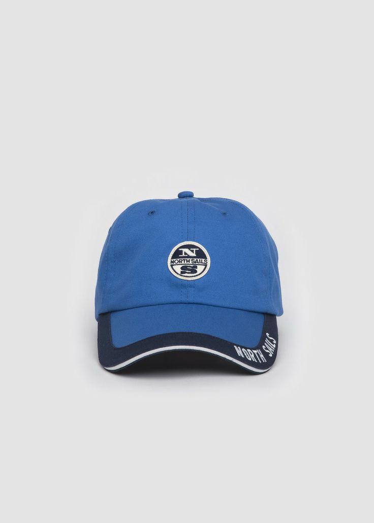 #NothSails #collection #Spring #Summer #2014 #Man #baseball #cap #blue #royal #navy #ultramarine #blue #red #yellow #logo #patch #collezione #stagione #primavera #estate #uomo #cappello #berretto #cotone #gialla #rosso