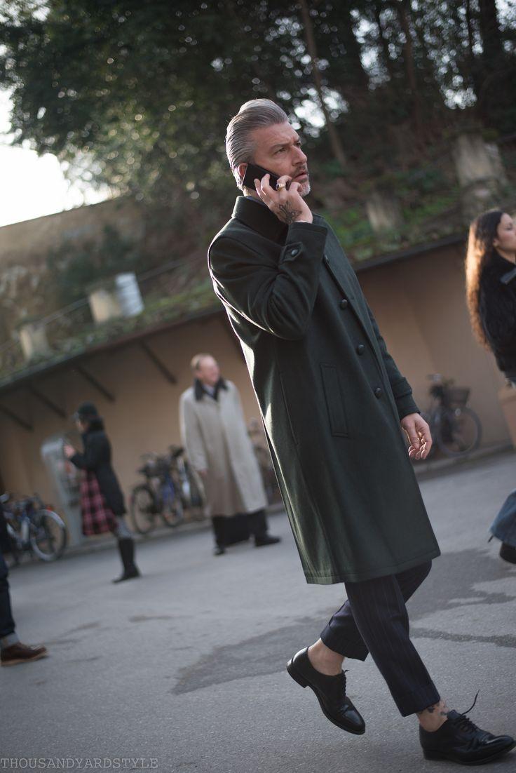 Street Style Pitti Uomo 85 - Domenico Gianfrate
