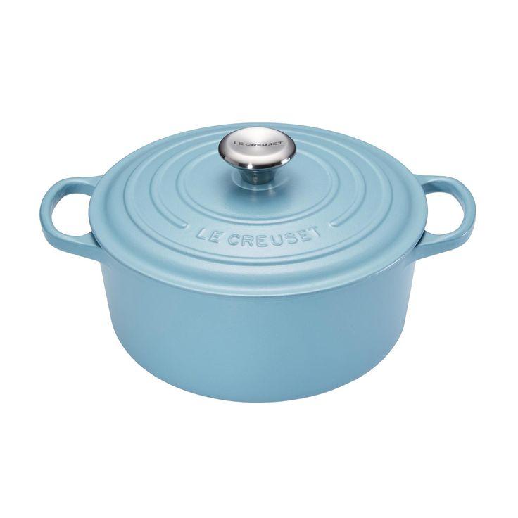 riveria blue from le creuset france cook in color pinterest le creuset frances o 39 connor. Black Bedroom Furniture Sets. Home Design Ideas