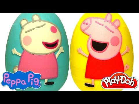 HUEVOS SORPRESA plastilina Bob Esponja Dora Princesas Disney Cars Lalaloopsy Hello kitty PLAY DOH - YouTube