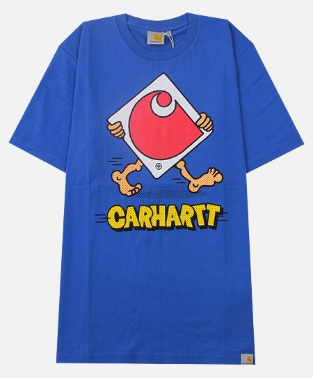 Carhartt Billboard T-Shirt in Gulf