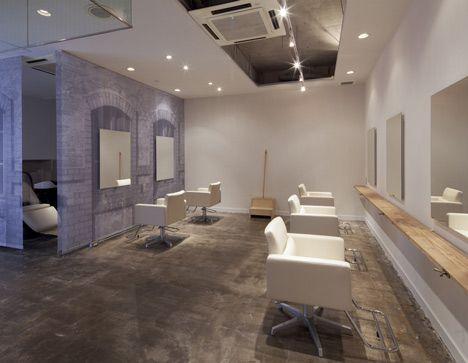Salon by takara space design salon pinterest for A p beauty salon vancouver wa