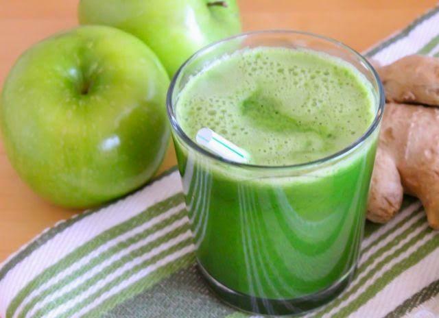 Limpia tu cuerpo de toxinas tomando en ayunas sólo un vaso de este jugo - Vida Lúcida