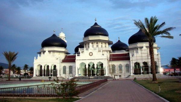 Mesjid Aceh -  Indonesia