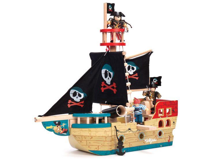 Piratskepp Jolly