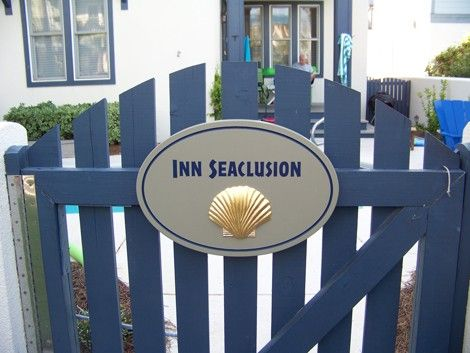 Best SEABeach House Signs Images On Pinterest Beach House - Beach house name ideas