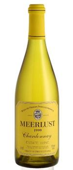 Meerlust Chardonnay 1999