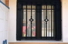 Resultado de imagen para rejas para ventanas modernas