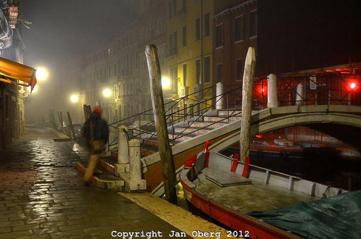 Venice Morning 2012