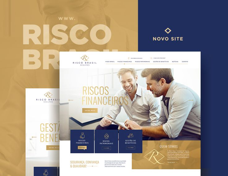 "Check out this @Behance project: ""Risco Brasil 