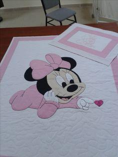 Resultado de imagen para cobertor niña patchwork