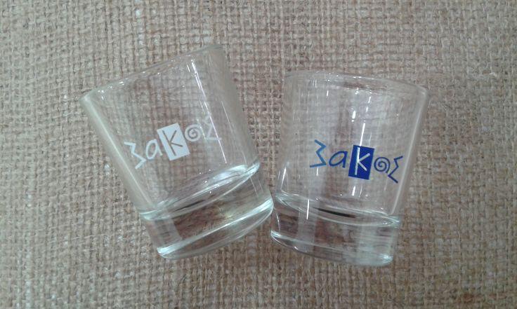 SAKOS ΕΠΕ Σφηνάκια με εκτύπωση Περισσότερα εδώ: http://www.alphabetweb.gr/cups.html #διαφημιστικα #εκτυπωση #σφηνακια