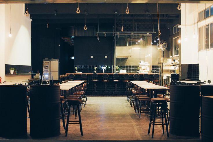 The Refinery restaurant