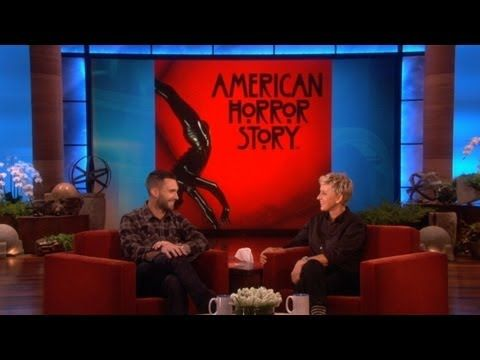 Ellen had a staff member dress up as Christina Aguilera to scare Adam Levine during the show. Do you think he got scared? Find out here!