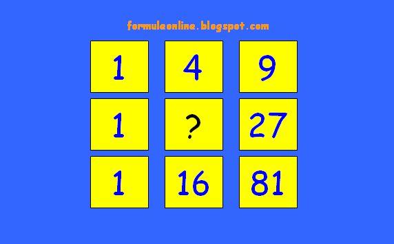 formuleonline probleme si exercitii rezolvate: Ghicitoare matematica 120