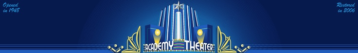 The Academy is my second favorite beer theater in town.