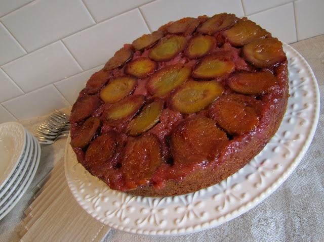 X Plum Cake