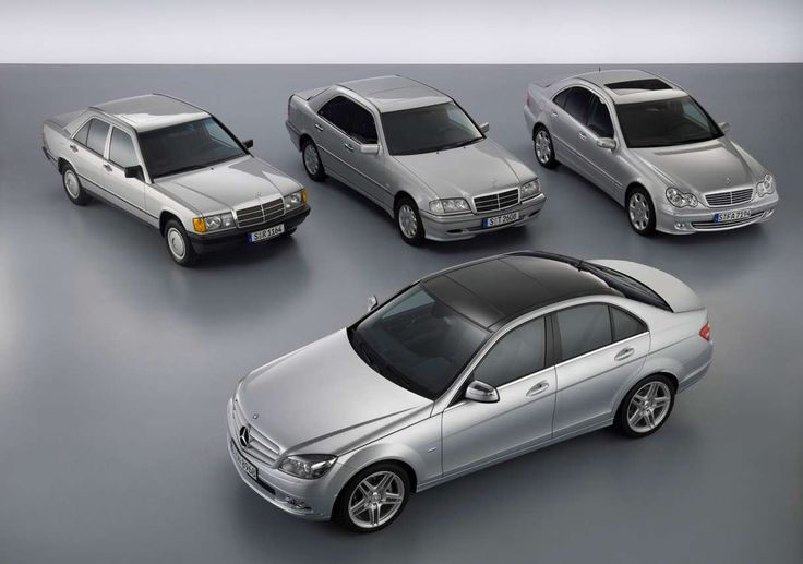 Essai Mercedes Classe C (W205)