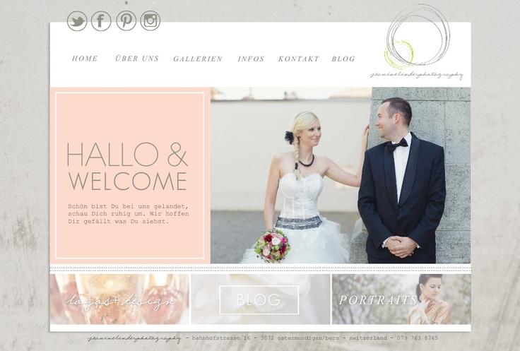 superschöne Website