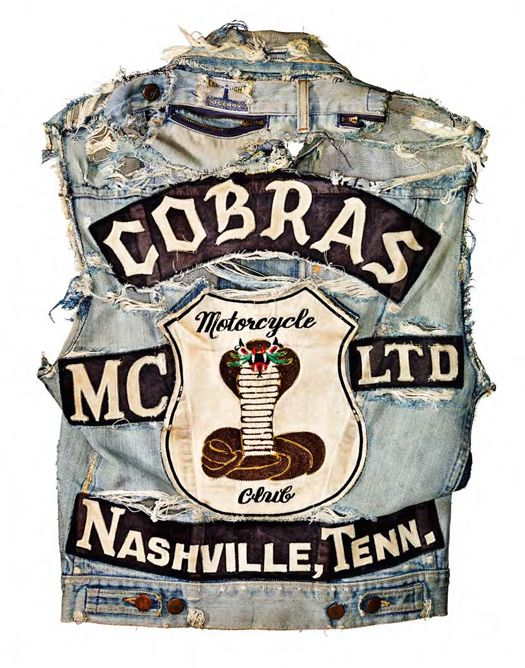 Accidental Mysteries, 11.25.12: Motorcycle Club Cuts as American Folk Art: Design Observer