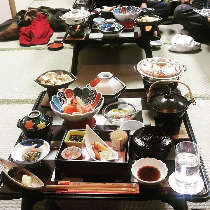 #가이세키 #요리 #정식 #만찬 #일본 #여행 #먹스타그램 #맛스타그램 #푸드스타그램 #인스타푸드 #foodstagram #instafood #kaiseki by minkyeong_rachel