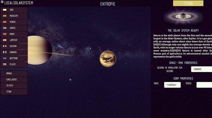 3d solar system web - photo #45