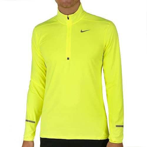 Prezzi e Sconti: #Dri fit elet half zip manica lunga uomini  ad Euro 32.90 in #Abbigliamento da tennis #Nike