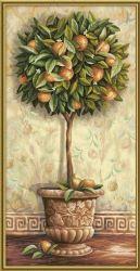 Раскраска по номерам Schipper «Апельсиновое дерево» (9220398)
