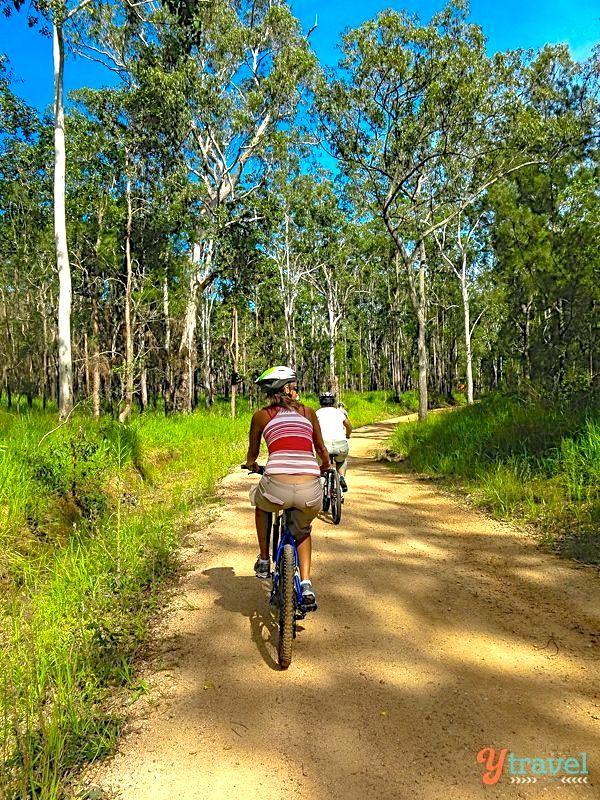 Atherton Tablelands Mountain Biking, Queensland, Australia
