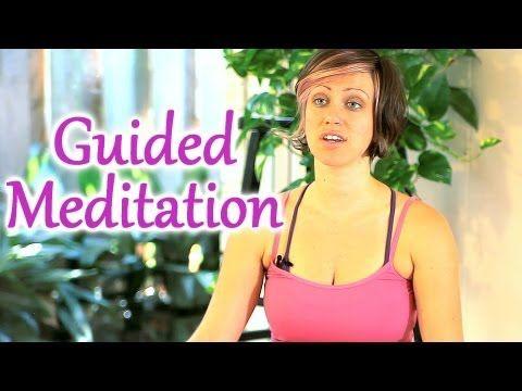 guided meditation deep relaxation help sleeping  asmr