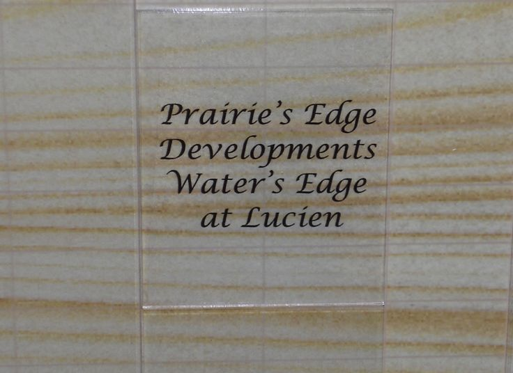 Prairie's Edge Developments supports Community projects. This one is for new flooring at Three Lakes School,  #lucienlake #middlelake #prairesedge #watersedge #threelakesschool #newfloors