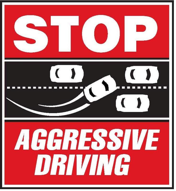 Stop Aggressive Driving NHTSA
