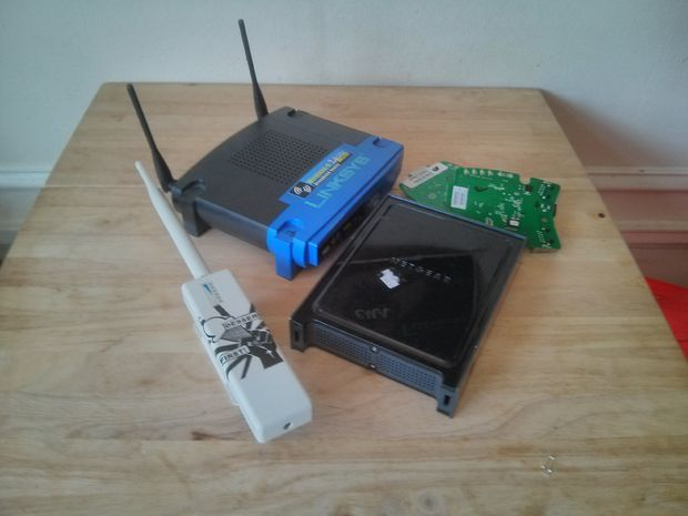 Picture of Repurpose an old wifi router for the internet-of-things