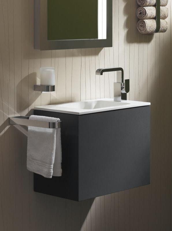 Keuco Edition 300 Der Waschtischunterschrank Mit Einem Auszug