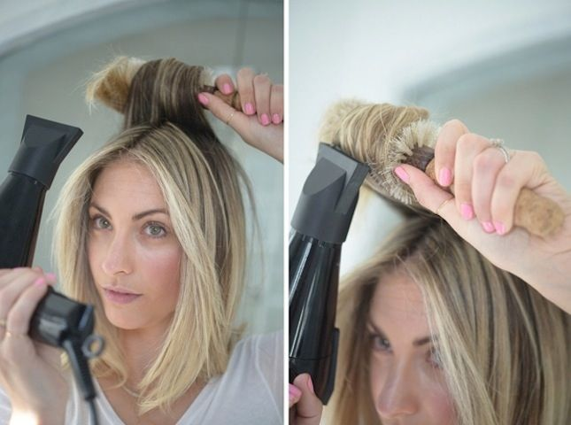 When it comes to hair --- bigger is always better. Flat hair can seem, well... lifeless. And there is nothing worse than starting your morning with a bad hair day. You already have your 5 minute hair hacks but the options don't end there. From root sprays to styling techniques, now you can add that volume back into your hair with these 10 volumizing hair hacks.