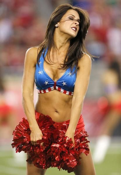 Sexy nfl cheerleaders na