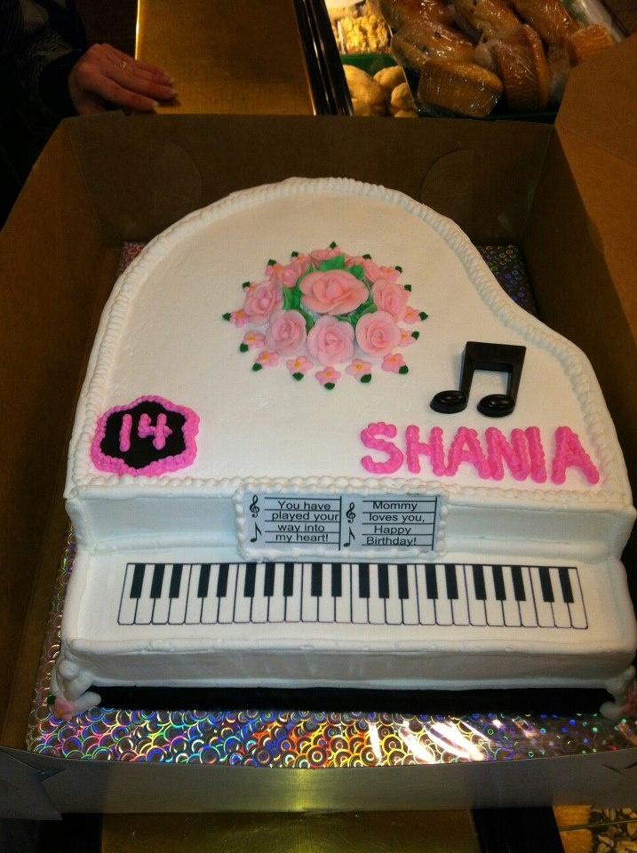 Birthday Cakes Teesside