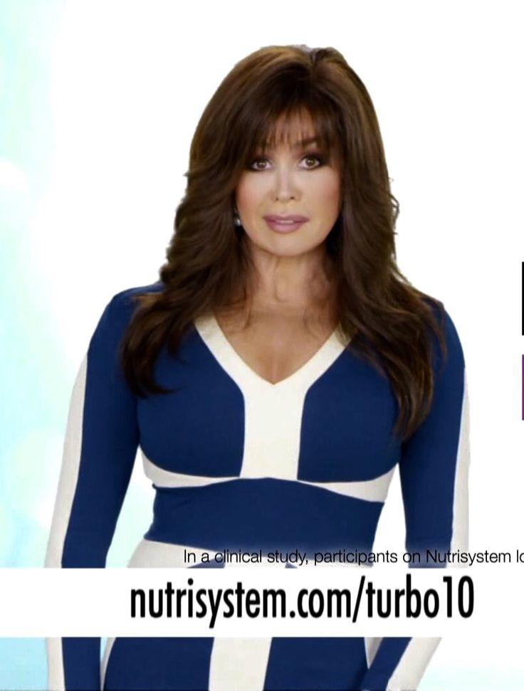 Nutrisystem TV Commercials