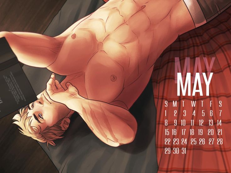 APH 2P Germany Lutz Beilschmidt May Calendar by ask-p2-germany.tumblr.com