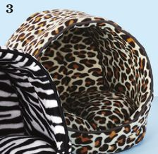 Danazoo Leopard Animal-Print Pet Hutch from Sears Catalogue  $19.99